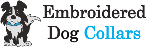 Embroidered-pet-collars-logo