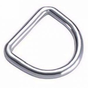 S/Steel D Ring